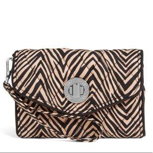 Vera Bradley / Smartphone Wristlet Zebra